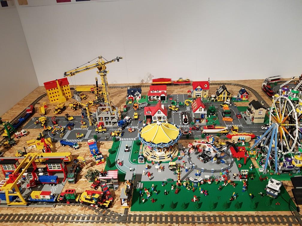 Výstava Lego ve Zlíně