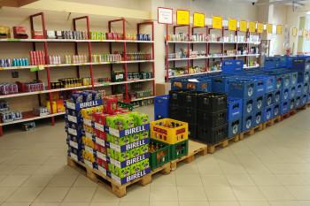Prodejna Cash & Carry Rojal Kroměříž