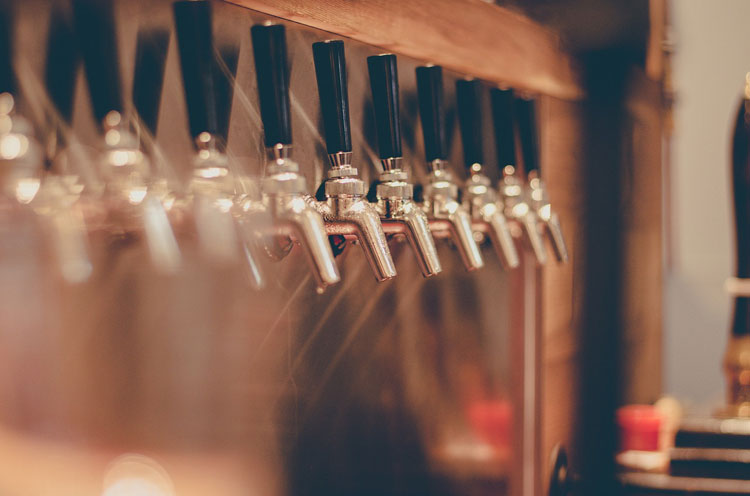 Jak správně čepovat pivo