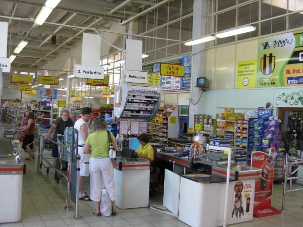 Supermarket Rojal