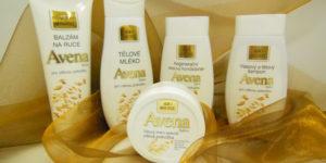 Nová kosmetická řada Bio Bione Avena